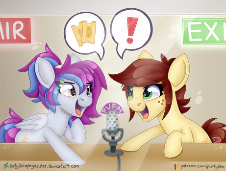 [COMM] Canni believe it? by partylikeapegasister