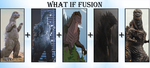 Maxi Fusion Idea: The Ultimate Godzilla by Thunderstudent