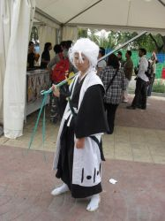 Captain Hitsugaya by Prailin