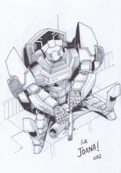 AA14 Sketch - Tailgate by Kingoji