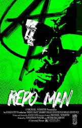 Repo Man Web by mikemorrocco