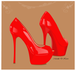Red-shoes by michelledh