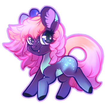 Fairy Dust Chibi by Naughty-Savage