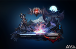 Lineage II Updater (custom skin: 10c) by MrAve20