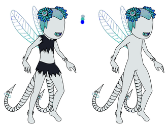 :Custom: Alien Inkdrian by Spirit-creator-Katie