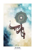 Ya-ALLAH by NoraAlgalad