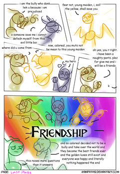 The Story of Nox and Sol - FINAL by Rainpath12