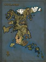 Commission 2017: Outlands by Traditionalmaps