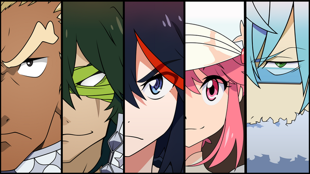 Kill La Kill Battle Royal by tobuei
