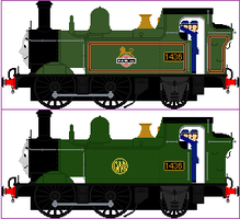 NWR No. 11 Oliver by Princess-Muffins