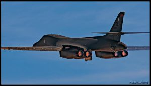 B-1B by AirshowDave