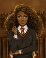 Hermione by luxuryzz