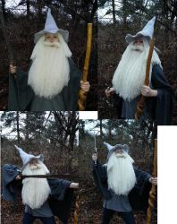 Gandalf collage by Drgibbs