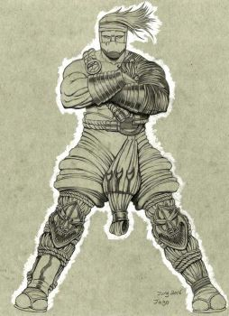 Jago by JUNGDRAW