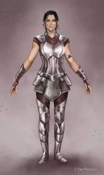 Lady Sif (Version 2) by FerPeralta