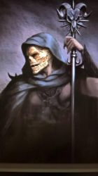 Skeletor by Keith-DF