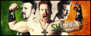 Sheamus Banner by Cre5po