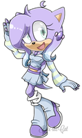 . Sonic Adoptable #1 . by xWiishes