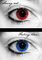 seeingred. by HideTheDetails