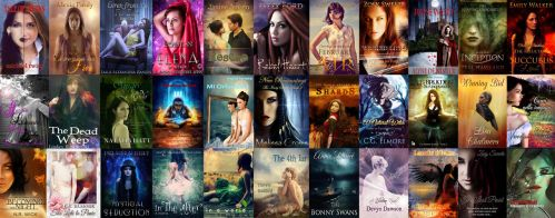 Books out now or coming soon by CathleenTarawhiti