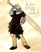 Andrew Protector of Undead by 13thprotector