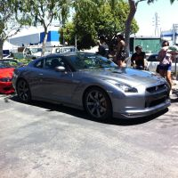 2009 Nissan GT-R by Notorious-Gear