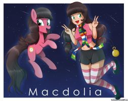 Macdolia by The-Butcher-X by RiouMcDohl26