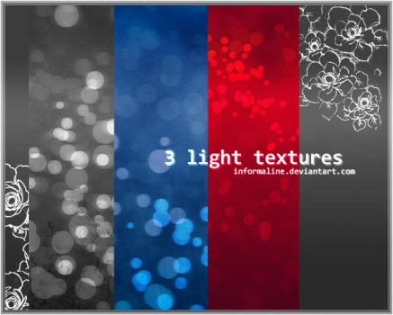 light textures pack1 by informaline