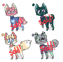Cat Adopt Batch   Offer To Adopt   CLOSED by JesterFestivle
