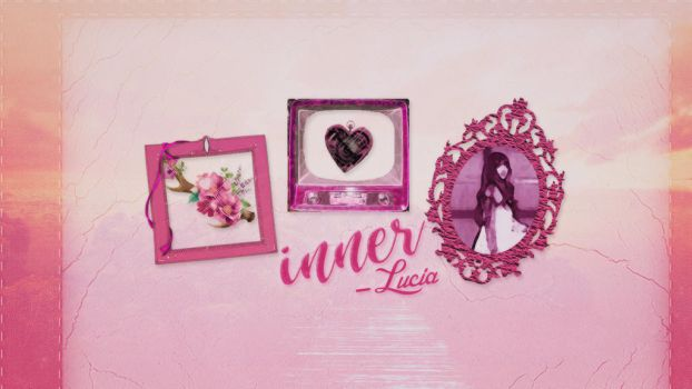 [Wallpaper] For SWAGGIE TEAM - INNER by Lucia by jangkarin