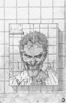 The Joker by santiagocomics