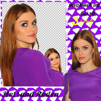 Holland Roden Png Pack by Ecish