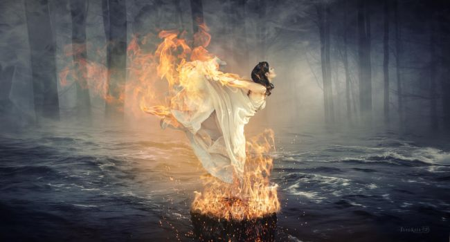Onfire by Atroksia-Photography