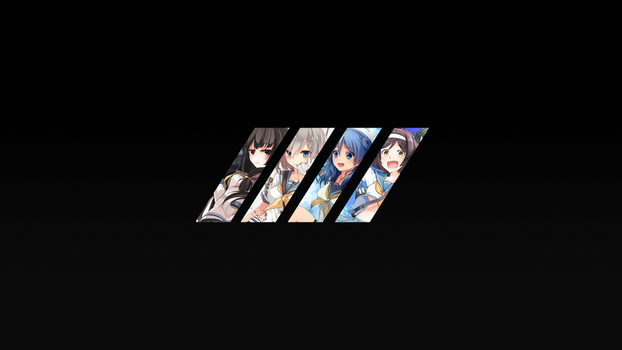 Kantai Collection - DesDiv17 wallpaper by GRS184