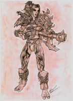 Troll Hunter by Bhaal999