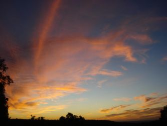 Sunset2 21st February 2010 by AussieSheilaSunsets