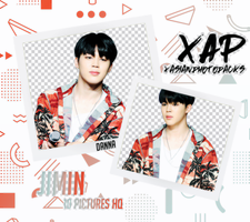 Pack Png 144 // Jimin (BTS). by xAsianPhotopacks