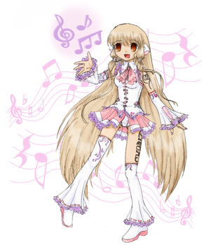 AT: Vocaloid Chii by Mako-chan89