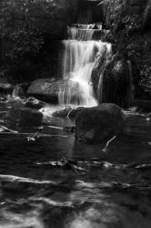 Waterfall 5 by Shadoisk