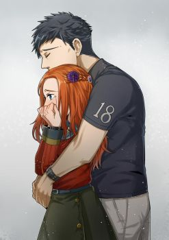 Hug by Unknown-Amelia