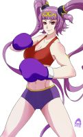 Seiten Professional Boxing Gear by deadpoolthesecond