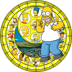 Station of Awakening, The Simpsons by 4xEyes1987