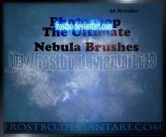 Ultimate Nebula Brushes PS by FrostBo