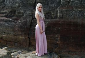 Daenerys Targaryen - Stock 7 by Mirish