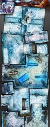 Star Wars, Imperial Assault, Return to Hoth 2 by henning