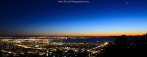 Above the Bay by BuuckPhotography