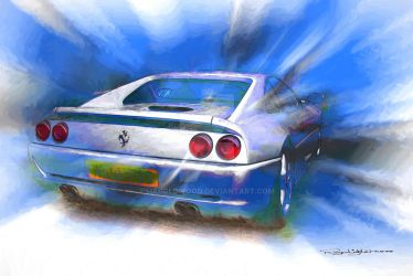 Ferrari 355 Berlinetta by HaroldWood