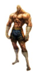 Sagat by sundragon83