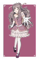 [COLLAB] J-Pop Idol Sumia by Indie-Calls