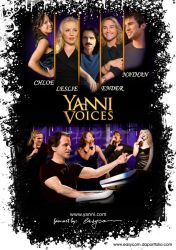 Yanni TShirt Design by EasyCom